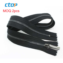 High quality newest design fashion hot sales popular zipper for manufacturing bags brand zipper nylon coil zipper