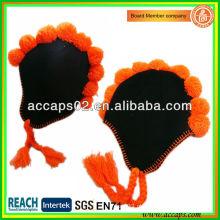 Chapéus de inverno tricotados loucos para festa de promoção BN-0141