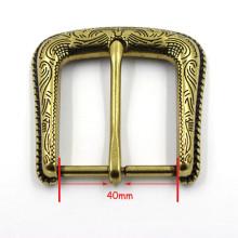Золото Неавтоматическая игла с выгравированным поясом