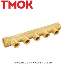 brass color the body of good sale manifold