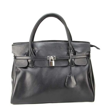 Modern High Quality Genuine Leather Ladies Briefcase