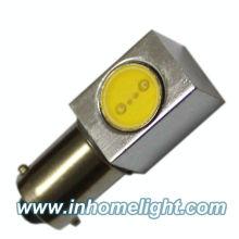 1 Watt LED Side Firing BA9S éclairage LED pour bateaux 12VDC
