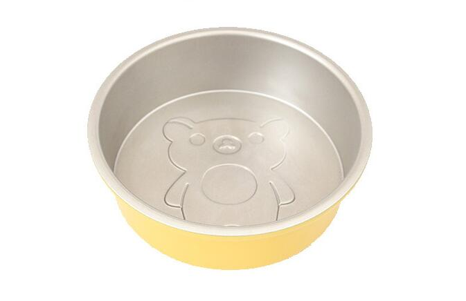 6 Inch Cartoon Bear Round Cake Mould 11