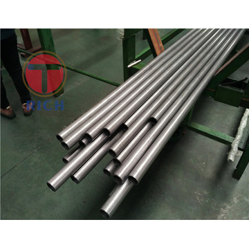 ASTM A519 JIS SCM430 DIN 30CrMo4 SAE4130 Chrome Moli Alloy Seamless AISI4130 Steel Tube For Bicycle Motorcycle Frame