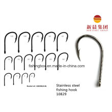 Silver Color Stainless Steel Ultra Point Catfishn Fishing Hook 10829