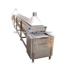 Automatic tin exhausting machine