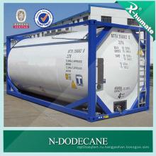 98%мин Н-Додекан, используемый как сырье для распыления инсектицидов, пестицидов