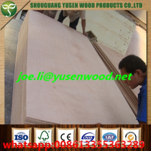 Poplar Core Packing Grade Plywood, Commercial Plywood