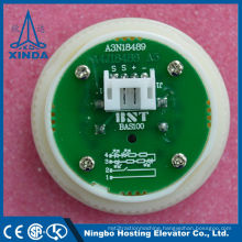 Elevator Switch With Red Button Pushbuttons Round Push Elevator Control Button