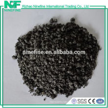 hoher Schwefelgehalt (S <3%) calcinierter Petrolkoks mit hoher Qualität