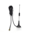 magnetic car mount antenna 3dbi 3G antenna with SMA male connector
