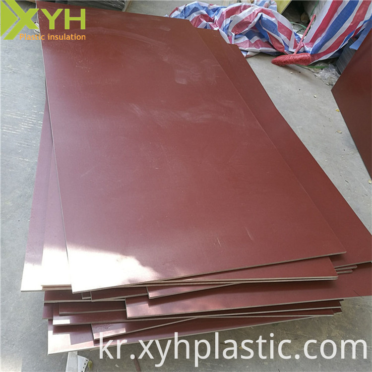 15mm 3026 Phenolic Cotton Sheet