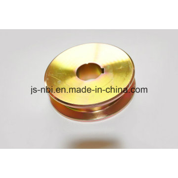 Brass Belt Pulley for Car Use