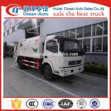 10CBM venta de camiones de basura Dongfeng