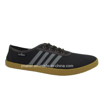 Cheap Women Walking Sneaker with PVC Injection (2609-L)