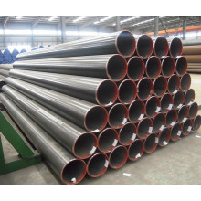 Round Welded Steel Pipe (O. D219.1mm-660.4mm)