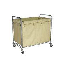 Rectângulo carrinho de lavanderia / carrinho de lavanderia X