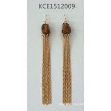 Metal Earring with Tassel Fashion Jewellery
