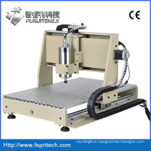 Engraving Drilling Machine CNC Router for Copper Metallic