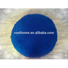 High-Quality Circular Pillow, Seat Cushion Yoga Cushion, -Blue- Bedding Set