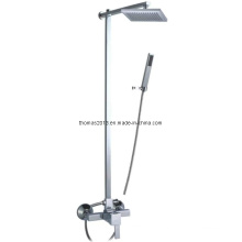 Wall Bath Shower Set with Hand-Held Shower