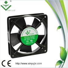 120mm Xj220b12025h Waterproof IP67 Metal Frame AC Fan