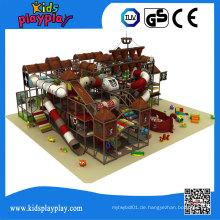 Kidsplayplay Kinder Kunststoff Indoor Spielplatzgeräte zum Verkauf Kinderspielplatz