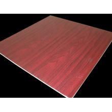 595X595mm PVC Gipskarton Deckenplatte