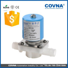 Rohs approved Small plastic solenoid Parker solenoid valve for RO system