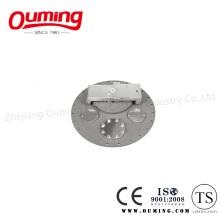 Крышка бака для цистерны с алюминиевым топливным баком