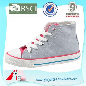 fashion kids canvas shoes