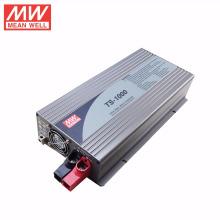 100W a 3KW alta qualidade meanwell off inversor de grade 12vdc entrada 230VAC saída 1000w inversor TS-1000-212B