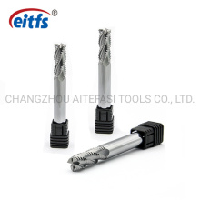 High Hardness Solid Carbide Roughing End Mill for Metal