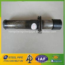 50x1.2mm Type d'insertion directe Sonic Log Pipe pour la perceuse à huile