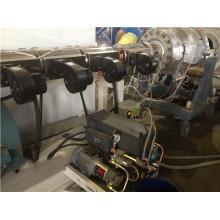 Linha de produção da tubulação do PVC / PE / PPR / linha da tubulação