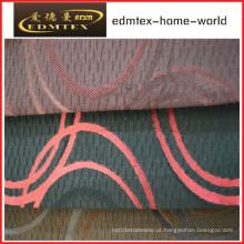 Poliéster tecido sofá jacquard EDM1029