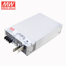 MEAN WELL 1500W 12V DC Switching Power Supplies Output 125A UL/cUL meanwell SE-1500-12