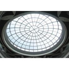 Rohr-Binder-Struktur-Hauben-Dach für Einkaufszentrum