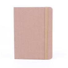 Wholesale Custom cover Handmade Velvet Paper A5 A6 Notebook Gift Sets