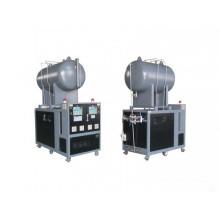 Aquecedor de óleo térmico industrial elétrico