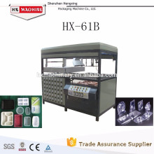 HX-61B Semi-Automatic Single Station Vacuum Blister Forming Machine
