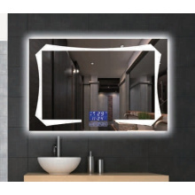 Hotel Home Decor Wall Mounted Decorative LED Mirror