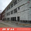 Almacén de estructura de acero prefabricado de bajo costo con alta calidad