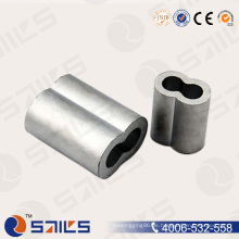 Drahtseil DIN3093 Aluminium Ferrulen