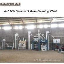 Lentils Chickpea Sesame Seed Cleaning Plant