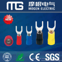 SV extra copper sleeve Insulated Spade Terminals