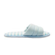 Custom cheap comfortable slide soft sole indoor slippers