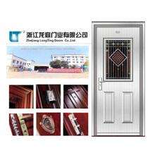 Puerta de acero inoxidable de la venta caliente hecha en China (LTSS-1025)
