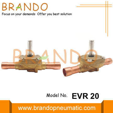 Electrovanne EVR 20 1 1/8 '' ODF 032F1244