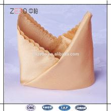 Almofadas de linho de mesa de alta qualidade em cores sólidas